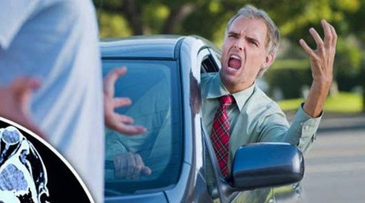 marah saat mengemudi - tahan amarah di jalan raya