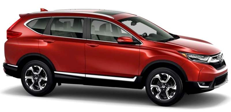 Image Result For Honda Crv Generasi