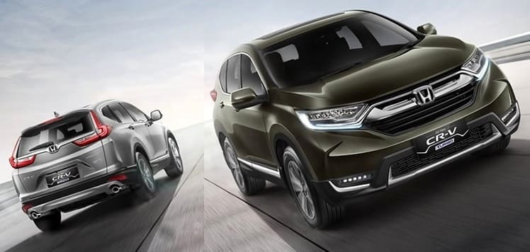 Harga Honda CR-V Turbo Indonesia