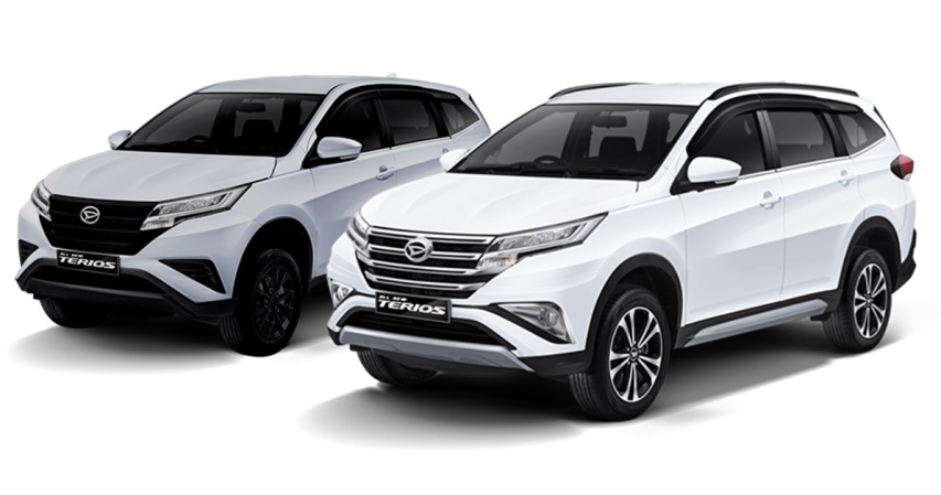 Terios All New 2018 >> Beda Tipe Daihatsu All New Terios, Perbedaan Fitur Terios Tipe X, R dan Deluxe - CaruserMagz.com