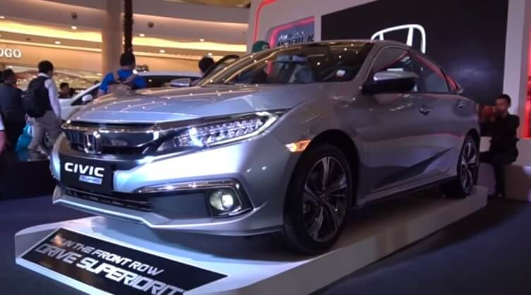 Perubahan Honda Civic Turbo 2019 Facelift