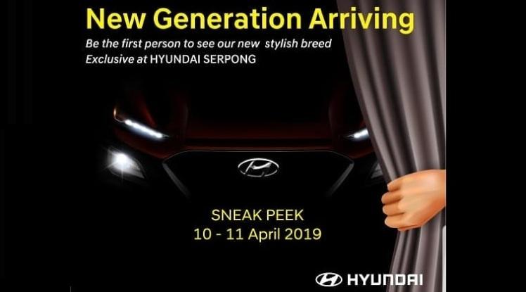 Hyundai Kona Indonesia diluncurkan April 2019