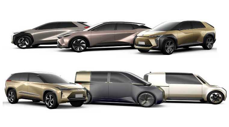 mobil Listrik Toyota - 6 model BEV 2020
