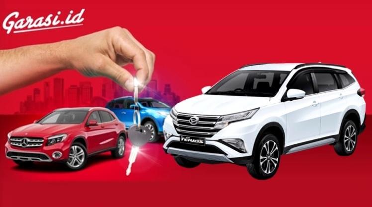 Keuntungan Kredit Mobil Bekas di Garasi id - Beli mobil online