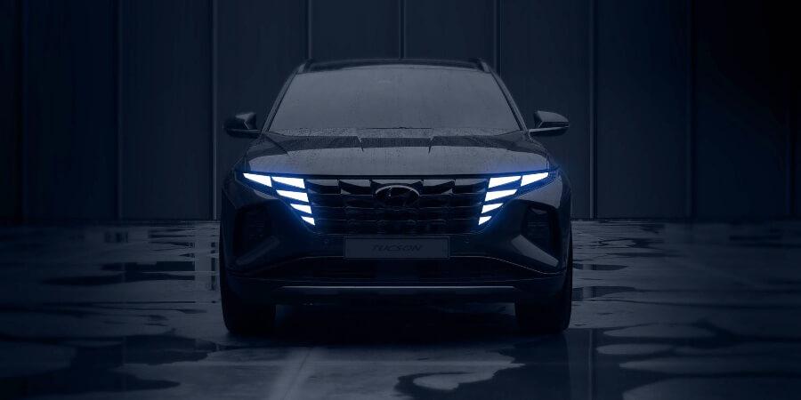 Teaser Hyundai Tucson Generasi-4