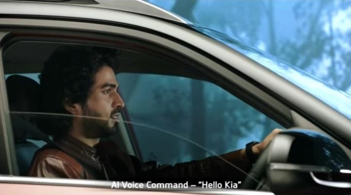 Kia Sonet punya fitur Voice Command