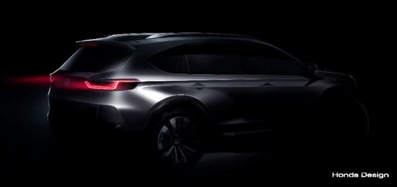 Teaser Honda N7X Concept