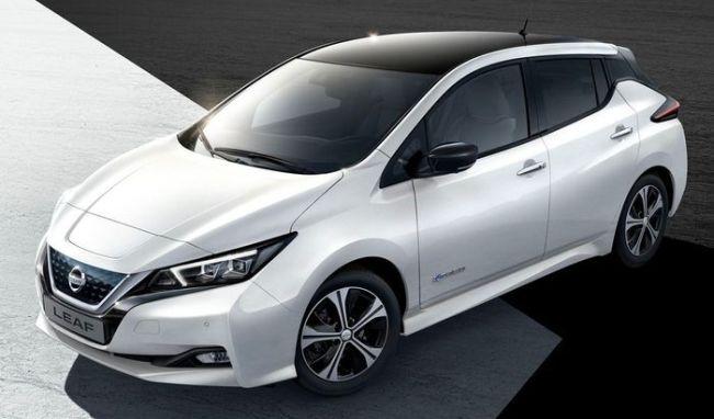 Harga Nissan Leaf lebih Murah