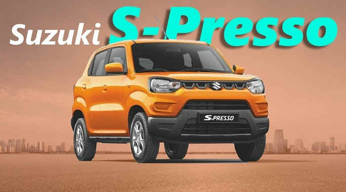 Mobil Suzuki S-Presso