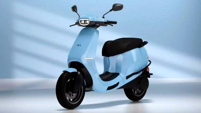 Ola Electric - Motor Listrik Canggih dari India